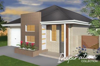 Verve Home Design - Inspirations Range | Single Storey