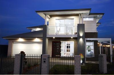 Lindeman Valley Home Design - Double Storey | Marksman Homes - Illawarra Home Builder