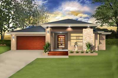 Cascade Home Design - Single Storey | Marksman Homes - Illawarra Home Builder