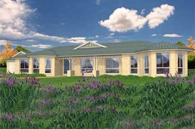 Fitzroy Home Design - Single Storey | Marksman Homes - Illawarra Home Builder