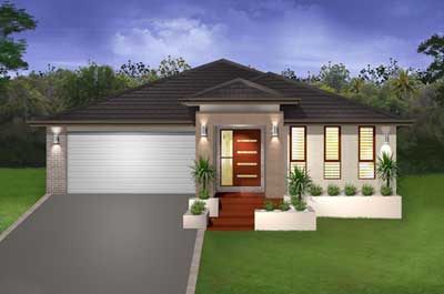 Sandy Bay Home Design - Single Storey | Marksman Homes - Illawarra Home Builder