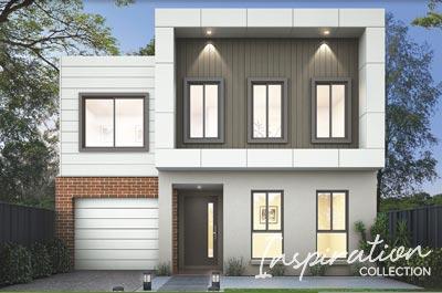 Split Level - Ascent II Home Design - Inspirations Range
